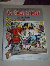 1e druk in kleur de rode ridder nr 97 : de vesting ( 1986 )