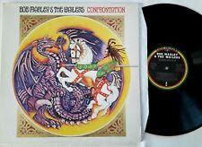 BOB MARLEY & THE WAILERS CONFRONTATION 58205482 TUFF GONG Reggae LP