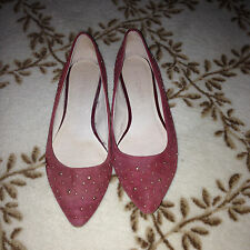 Witchery shoes- size 38- 'Oxblood'