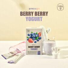 Korean On-The-Go Meal Replacement Powder Yogurt Shake Drink Stick 20g × 5 Sticks