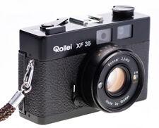 Rollei XF 35 mit Sonnar 40 mm f 2,3 Rangefinder Seltene Messing Version TOP  744