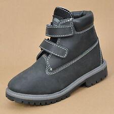 DOCKERS Kinder Boots Leder Winterstiefel Warmfutter Gr. 31 Schwarz 358401-007001