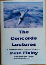"""""""THE CONCORDE LECTURES"""" book, latest edition - excellent Christmas Gift"""