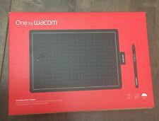 Wacom One Creative Pen Tablet - Medium- CTL-672