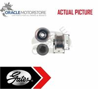 NEW GATES OVER RUNNING ALTERNATOR PULLEY OE QUALITY REPLACEMENT - OAP7144