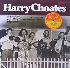 33 LP Harry Choates – His Original 1946-1949 Recordings us 1982 sealed