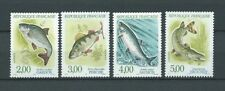 POISSONS - 1990 YT 2663 à 2666 - TIMBRES NEUFS** MNH LUXE