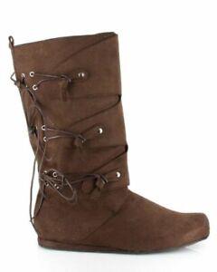 Men's Brown Renaissance Boots