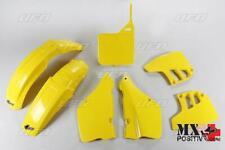 KIT PLASTICHE SUZUKI RM 250 1992 UFO PLAST SUKIT396101   GIALLO/YELLOW