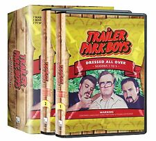 Trailer Park Boys: Dressed All Over Seasons Complete 1 2 3 4 5 6 7 Boxed DVD Set