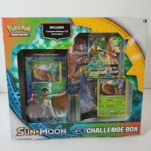Pokemon Sun and Moon Decidueye GX Challenge Box New Sealed