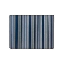 Denby Black Stripe Placemats Set of 6