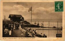 CPA Evian les Bains Le Chalet du Golf et les Tennis (336828)