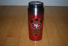 San Francisco 49ers Thermocan Large 16.9 oz Tall Travel Mug Duck House Sports