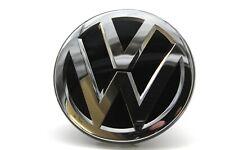 Top Original VW Passat 3G B8 Emblem vorne 3G0853601C Schwarz/Chrom