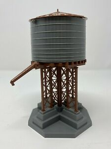 1970s Plasticville #1916 Water Tank with Original Box mfg. by Bachmann Bros