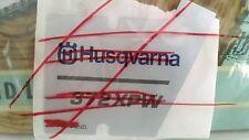 OEM 372XPW RARE DECAL STICKER HUSQVARNA CHAINSAW RECOIL 372 XPW