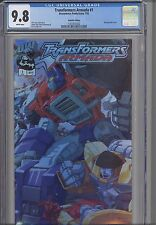 Transformers Armada #1 CGC 9.8  2002 DW Holofoil Comic: NEW Frame: Price Drop!