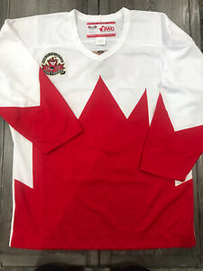 Paul Henderson Team Canada 1972 Jersey Signed With COA