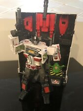 SDCC 2019 TRANSFORMERS GHOSTBUSTERS OPTIMUS PRIME ECTO-35 Loose IN HAND