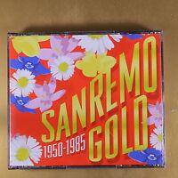 SANREMO GOLD 1950/1985 - 3CD - MONDADORI - OTTIMO CD [AP-216]