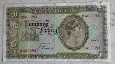 New ListingLuxembourg Banknote - 20 Francs - 1943