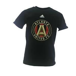 Atlanta United FC Official MLS Adidas Apparel Kids Youth Size Girls T-Shirt New