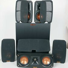 Used Klipsch Reference Theater Pack 5.1 Surround System Good Condition