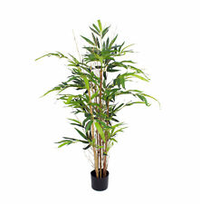 Artificial 4ft / 120cm Natural Style Bamboo Tree Plant High Quality Faux Plant