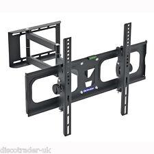 "Electrovision A195FF Dual Pivot Tilt & Swivel TV Wall Bracket for 32-65"""