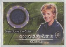 2005 #C24 Amanda Tapping as Major Samantha Carter Non-Sports Card 2ts