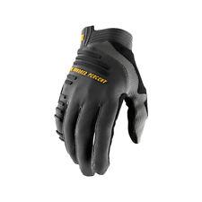 100% R-CORE Glove Charcoal - MD