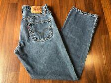 "Vintage Levis 505 Regular Fit Jeans Denim 31""x30"""
