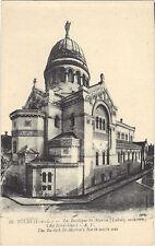 37 - cpa - TOURS - La basilique Saint Martin