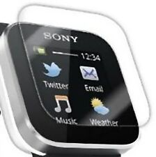 Crystal Clear Screen Protector for Sony MN2 Android Bluetooth SmartWatch