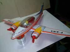Giocattolo in latta anni 60 aereo PIPER CLUB FXN 4