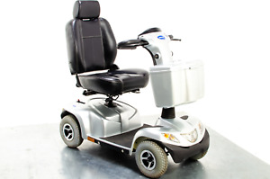 Invacare Orion Midsize Used Mobility Scooter 8mph Pavement Road Suspension Pneum