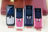 NOKIA 2610 - 2G Unlocked Cheap Mobile Bar Mobile Phone -Multi Colour Choice Fast