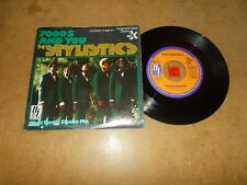 THE STYLISTICS - THAT DON'T SHAKE ME - $ 7.000 AND YOU / LISTEN - SOUL