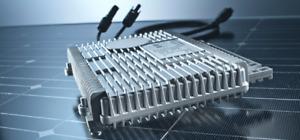 Solar Micro Inverter Enecsys 360W 72 cell 2-pack STARTER kit Zigbee WIFI gateway