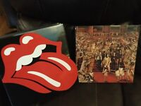 ROLLING STONES IT's ONLY ROCK N ROLL half Speed Mastered Lp From 2018 Studio Box