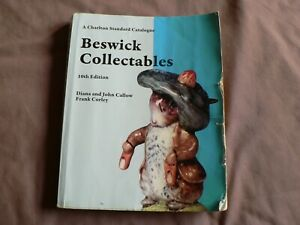 Storybook Figurines: Beswick Collectables 10th Edition very rare