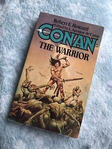 Conan the Warrior - Robert E. Howard - Sphere Books