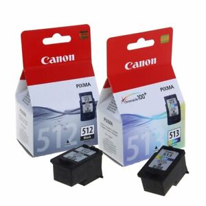 Cartuccia Canon 512-513 multipack originale