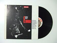 Roy Eldridge – Roy Eldridge - Disco Vinile 33 Giri LP Album  ITALIA 1988 Jazz