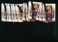 2017 Topps WWE Womens Division Lot of 25 Trish Stratus R-42
