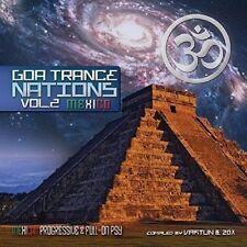 CD de musique album trance various