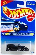 Hot Wheels No. 298 Dark Rider Series #2 Twin Mill II 7 Spoke Wheels New 1995