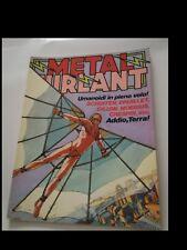 METAL HURLANT nr. 4 del 1981 (cover SCHUITEN)