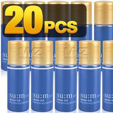 SU:M37 Water-Full Skin Refresher Rebalancing Gel Lotion 20pcs 100ml SUM37 Newest